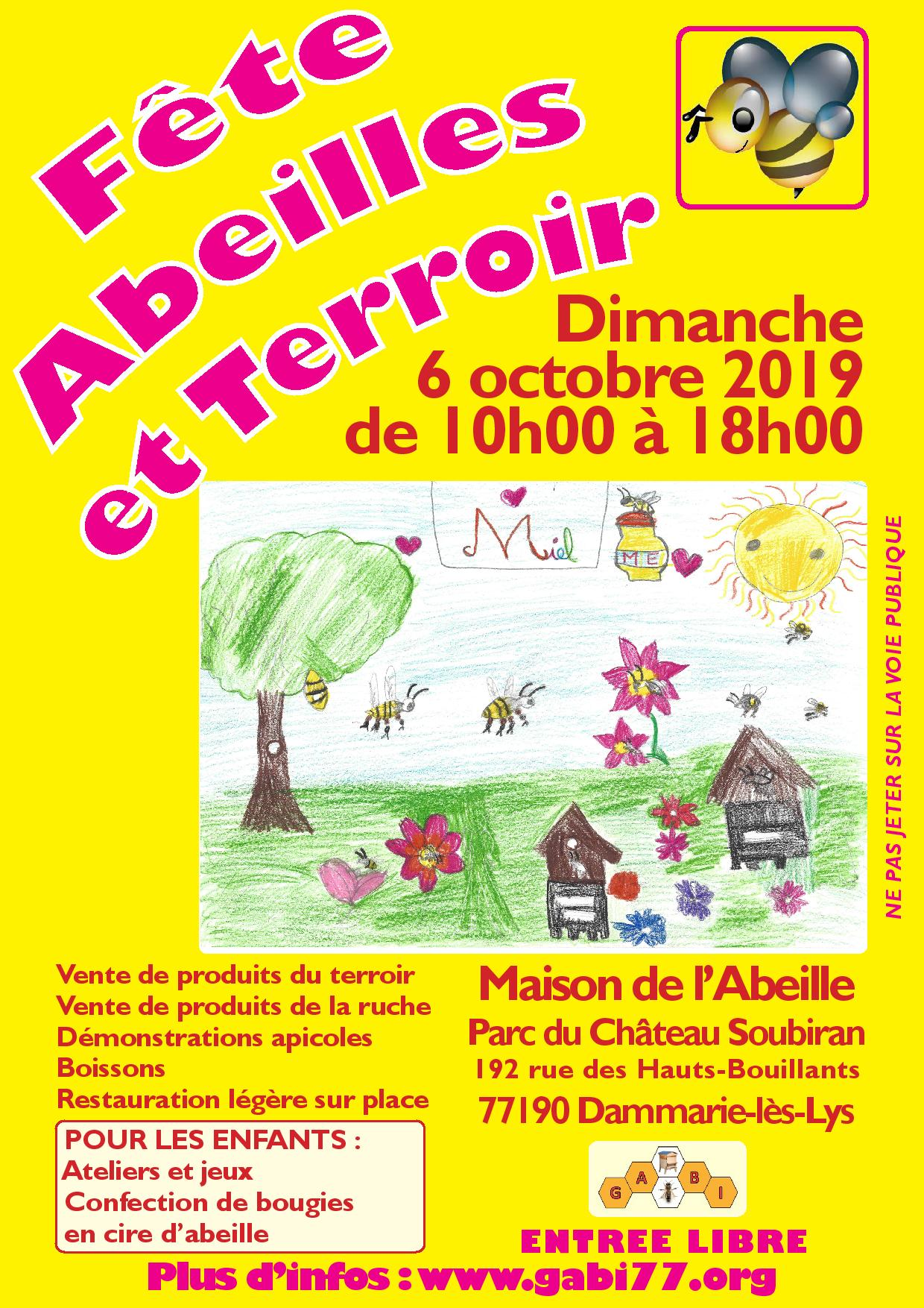 FLYER ABEILLES TERROIR 2019 page 001